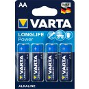 Varta 4er Pack High Energy Alkaline AA / Mignon